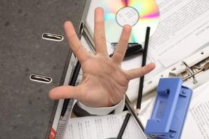 Een professional organizer kan hulp bieden