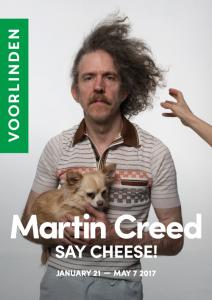 Martine Creed - say cheese
