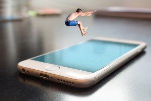 digitaal in het diepe